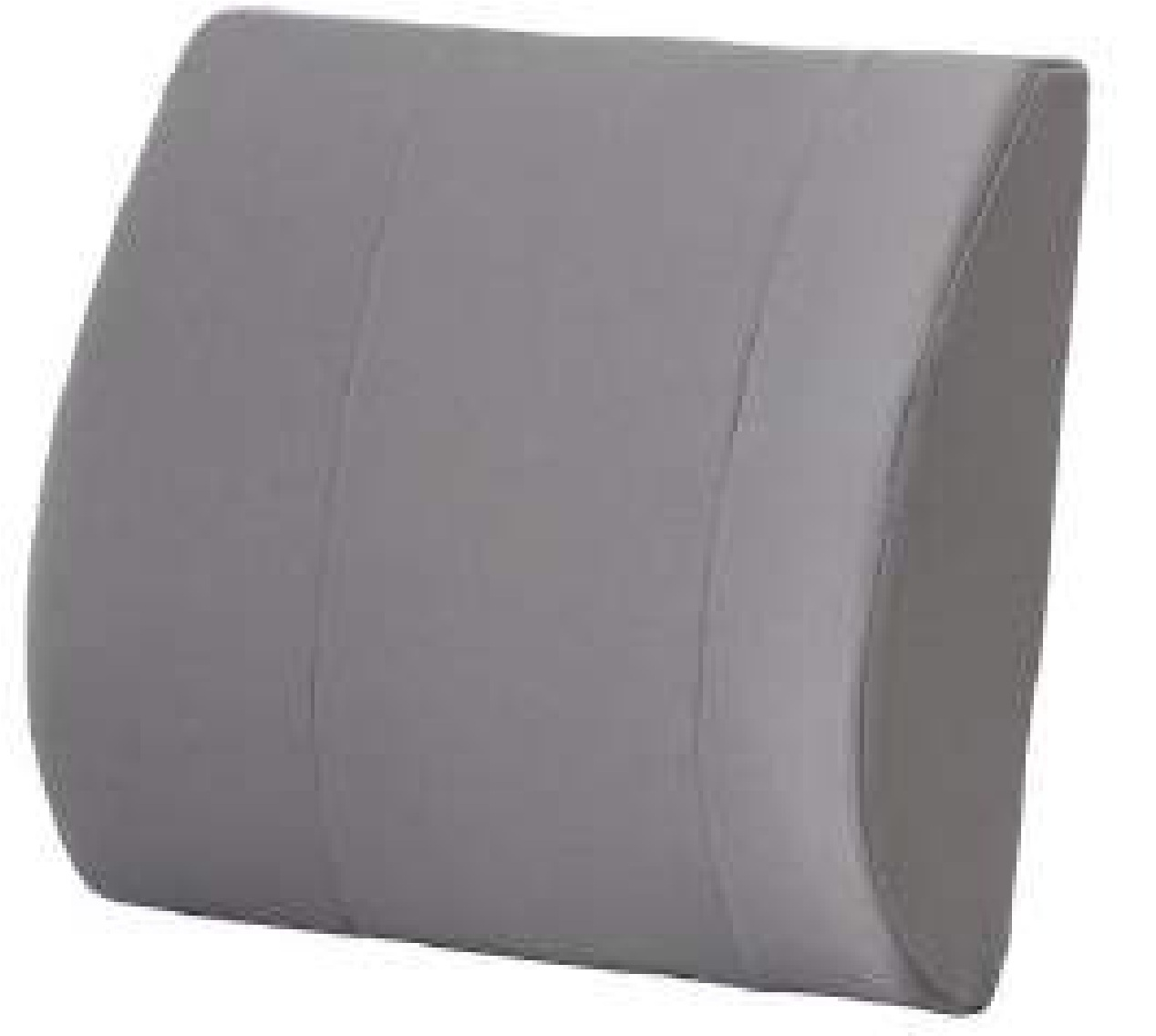 X Static Lumbar Support Cushion Grey